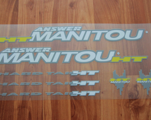 Answer Manitou Hardtail HT
